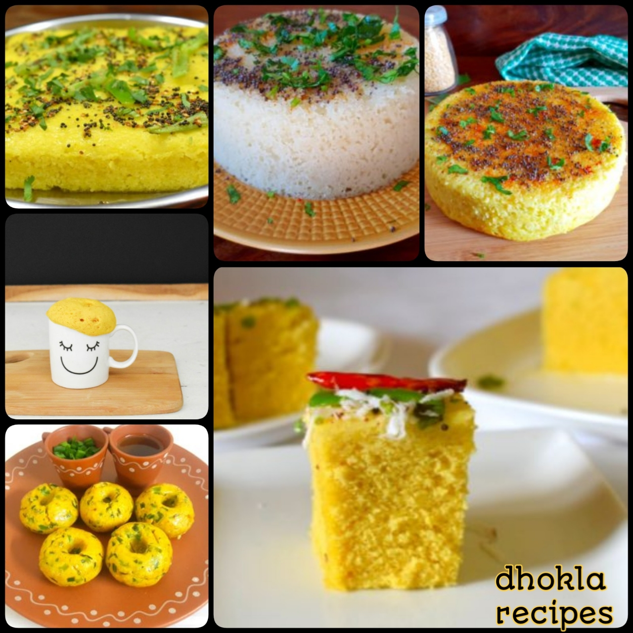 dhokla recipes