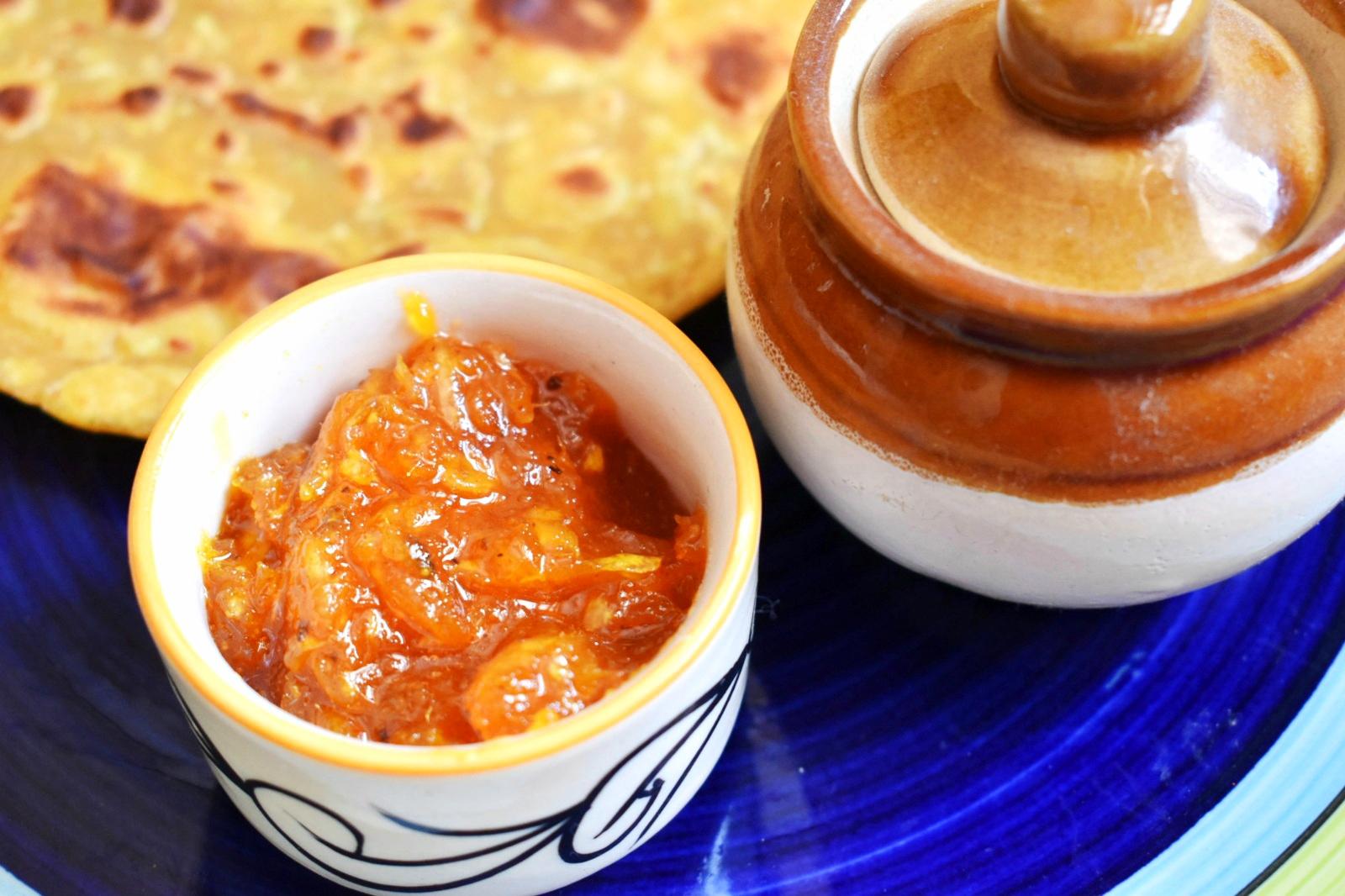 Mango chunda