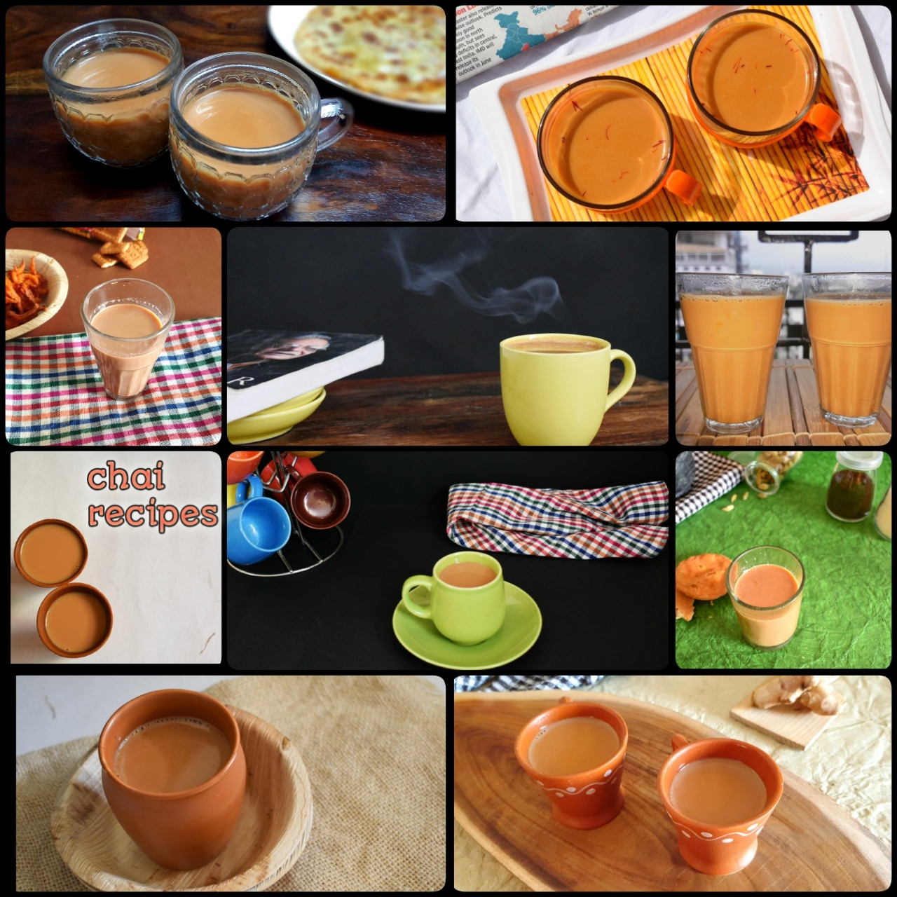 Chai Recipes