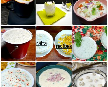 raita recipes