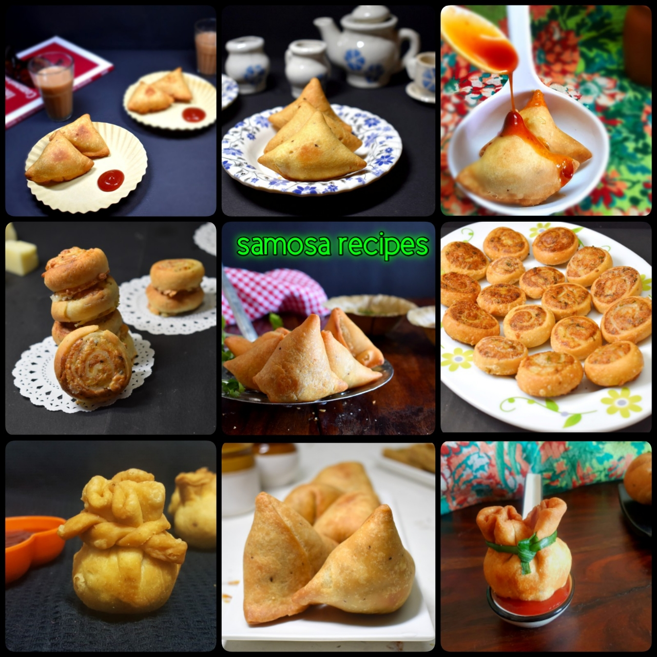 samosa recipes