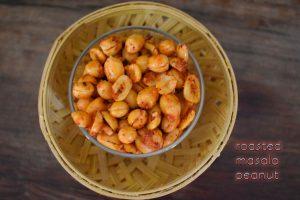 Roasted Masala Peanuts