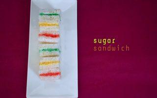 sugar sandwich