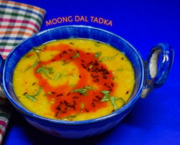 moong dal tadka