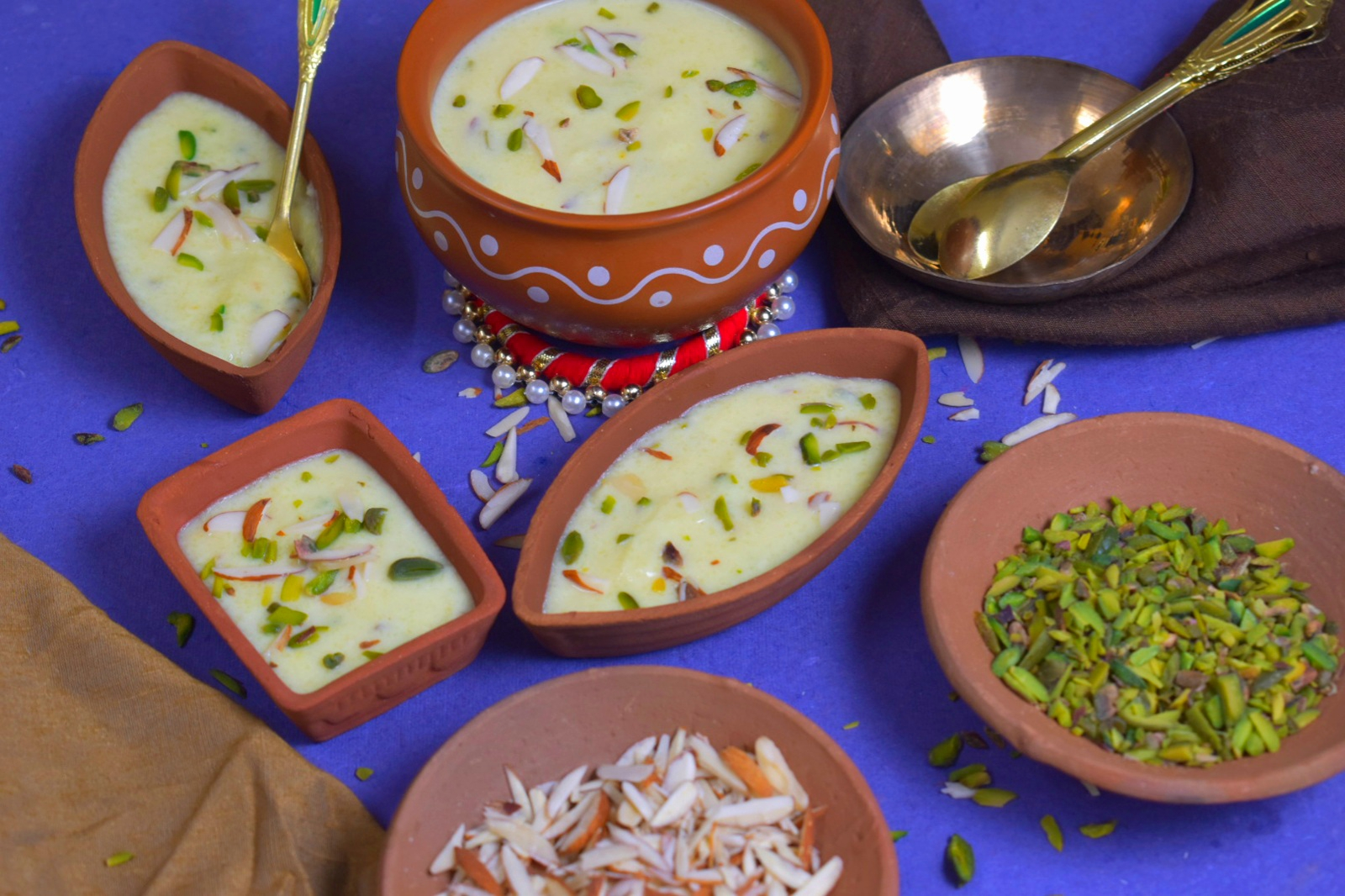 best kesar phirni recipe