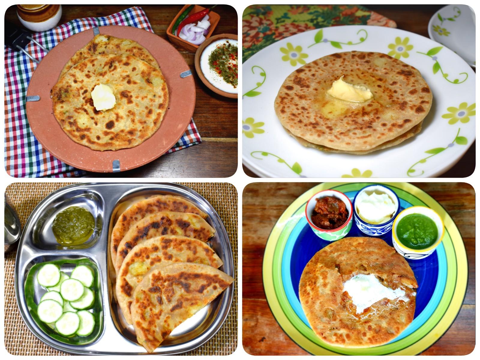 aloo paratha recipes