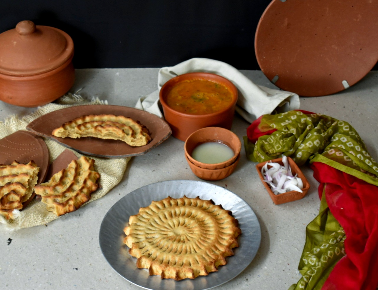 rajasthani khoba roti easy recipe