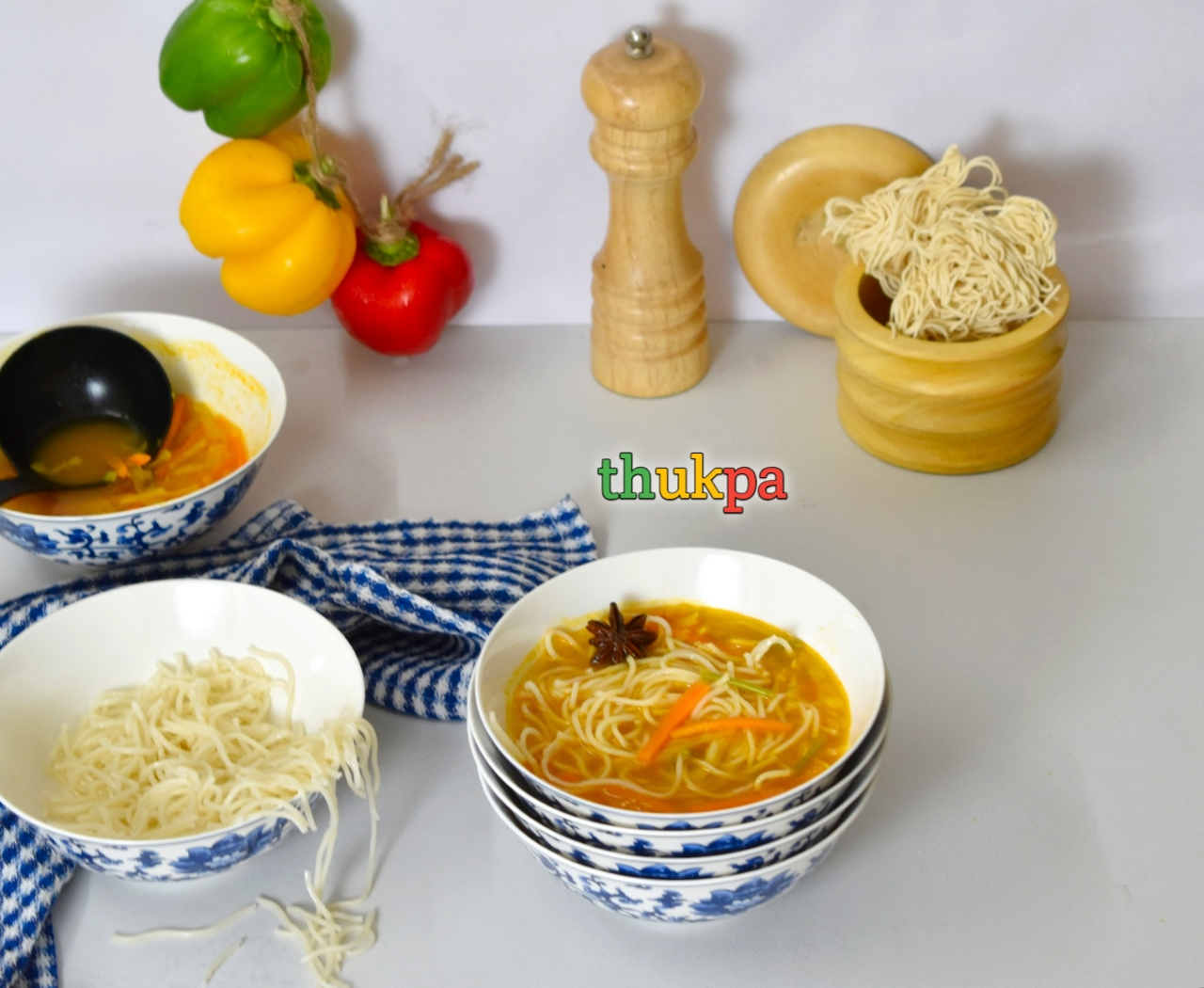 Thukpa Recipe