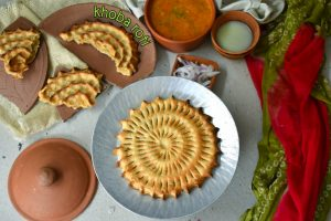 rajasthani khoba roti easy recipe
