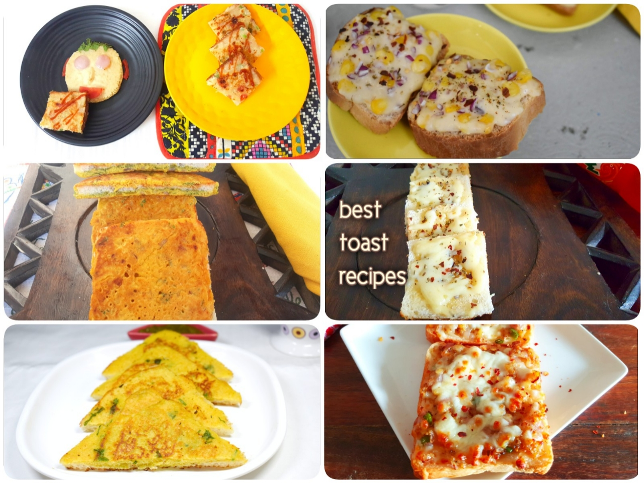 best toast recipes