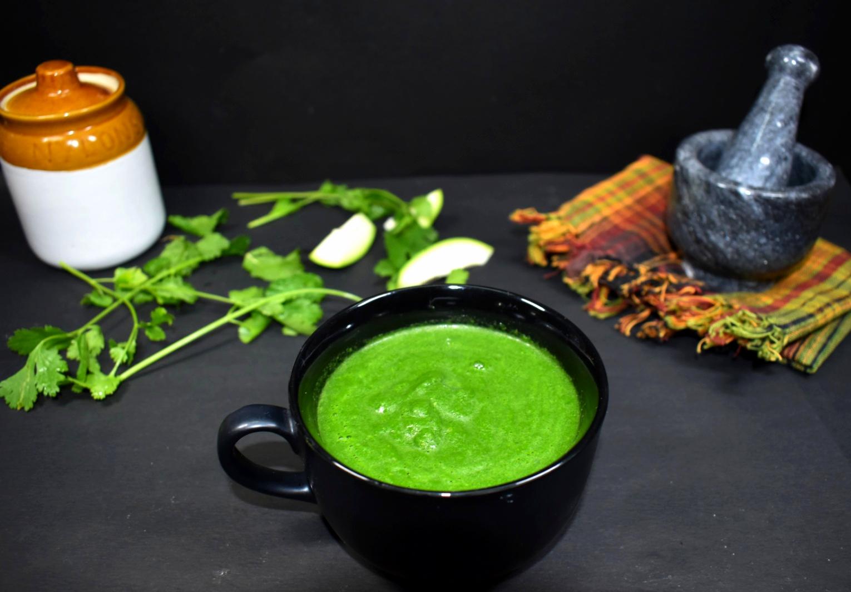 green chutney recipes