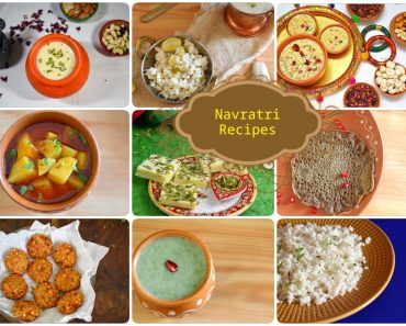 navratri recipes