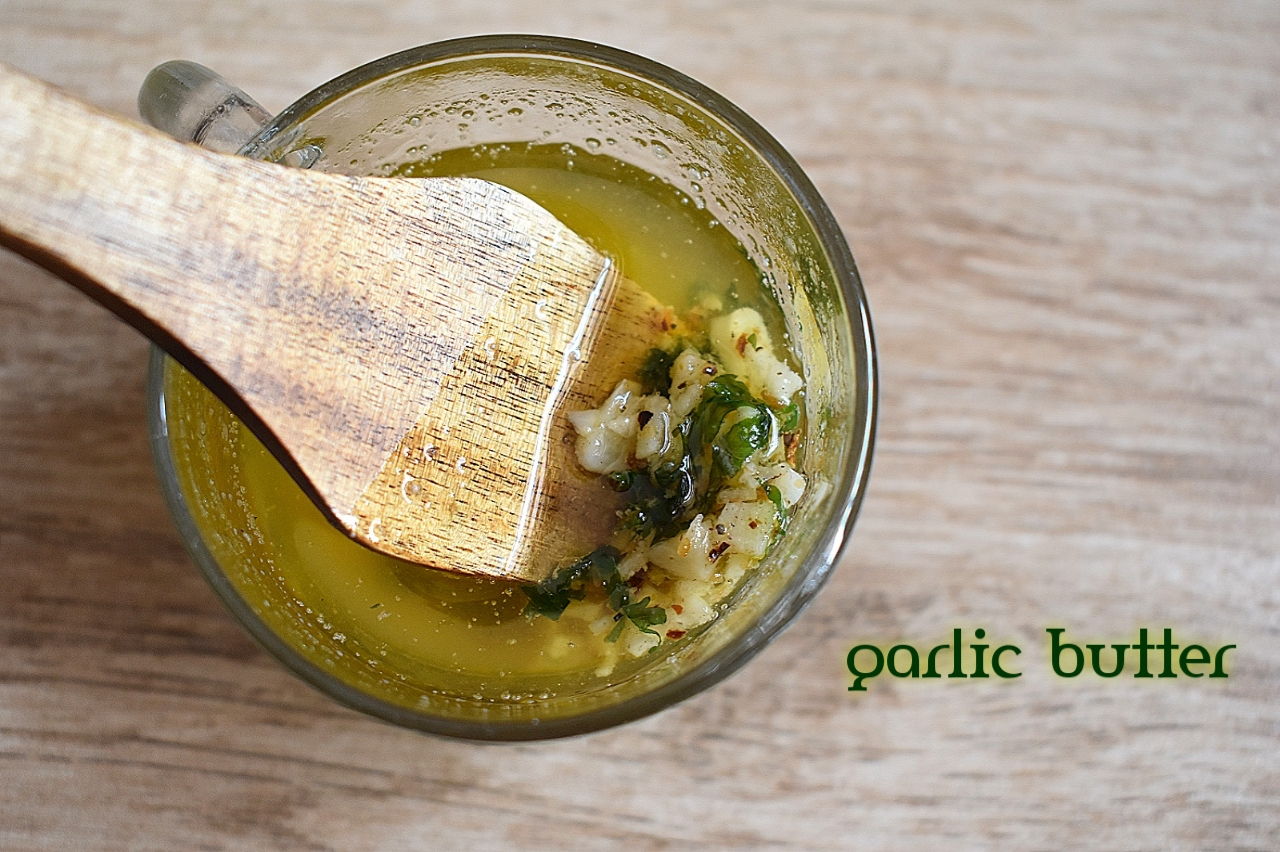 easy garlic butter
