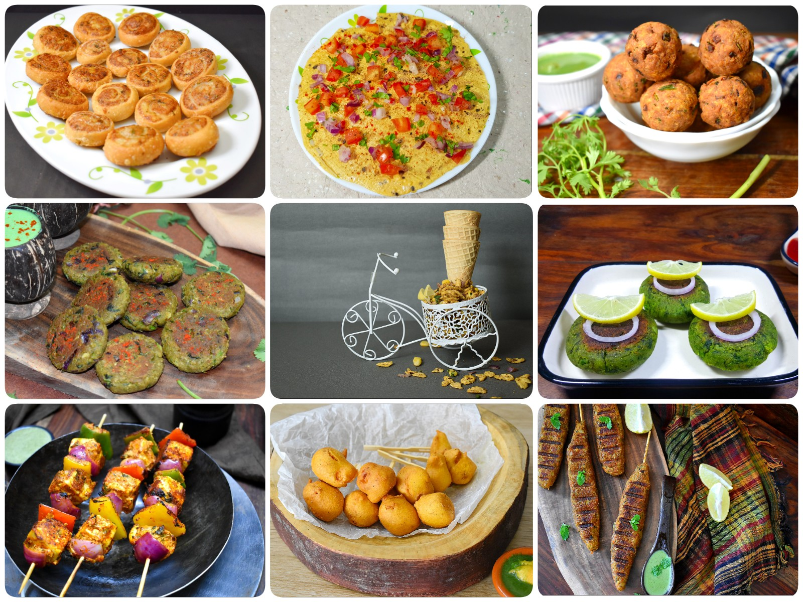 indian snacks recipes