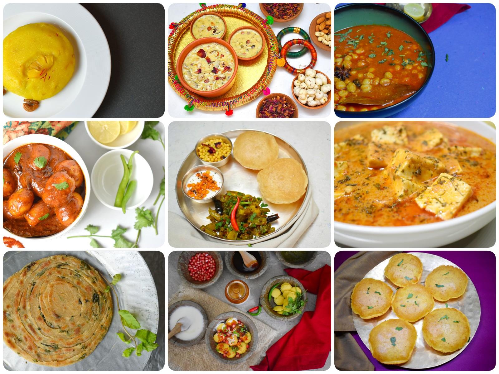 karwa chauth recipes