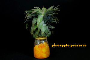 pineapple preserve