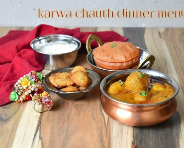 Karwa Chauth Dinner Menu