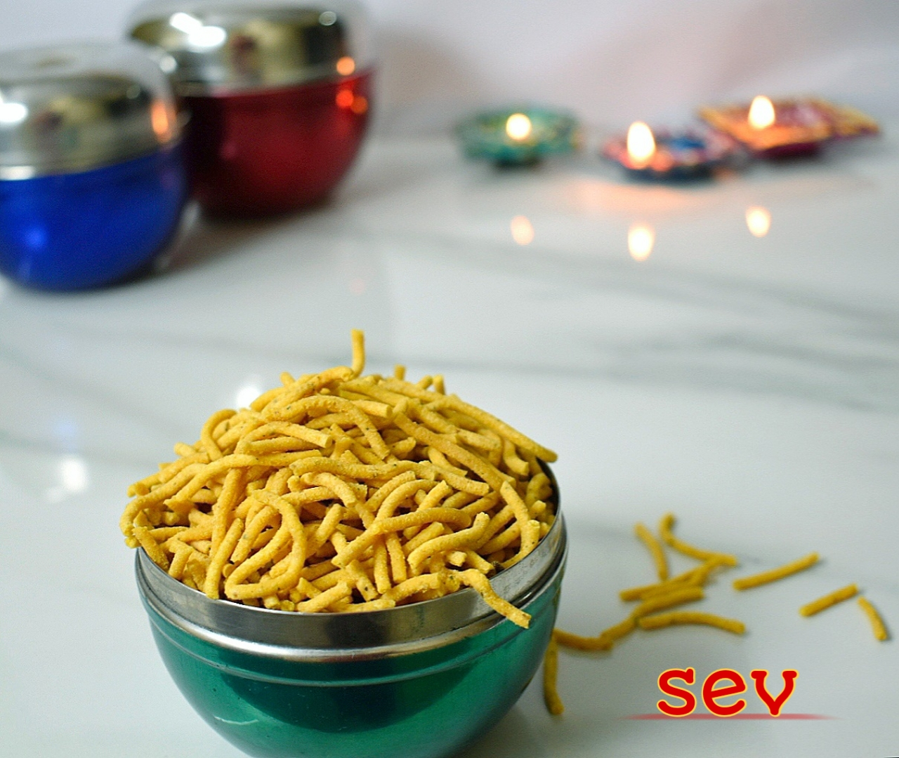 Sev Recipe
