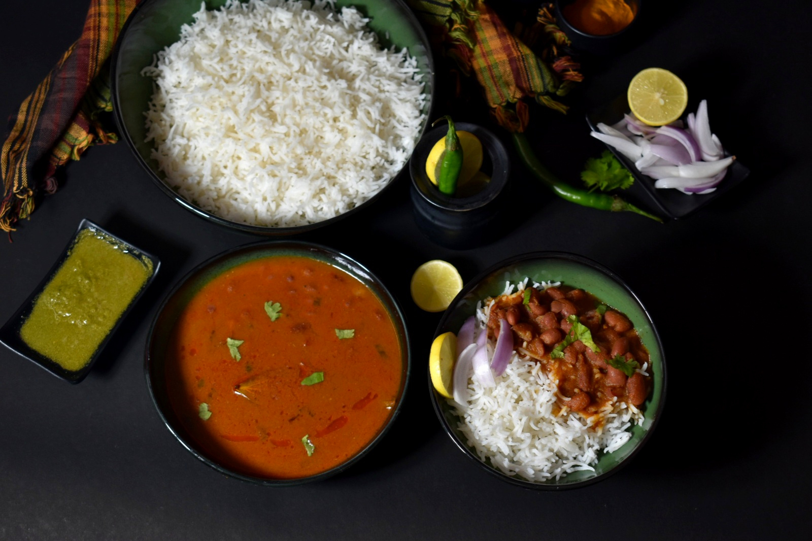 rajma chawal recipe