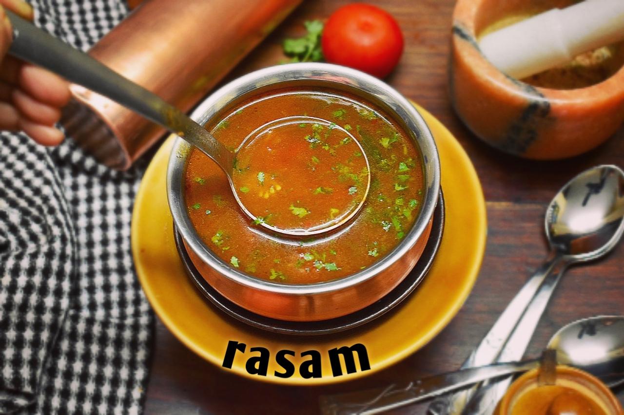 Rasam Recipe