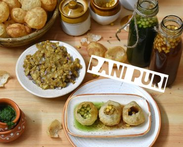 pani puri Recipes