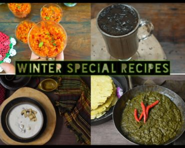 winter special recipes