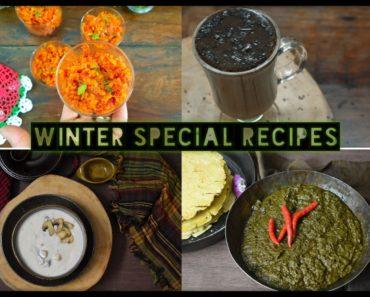 winter special recipes