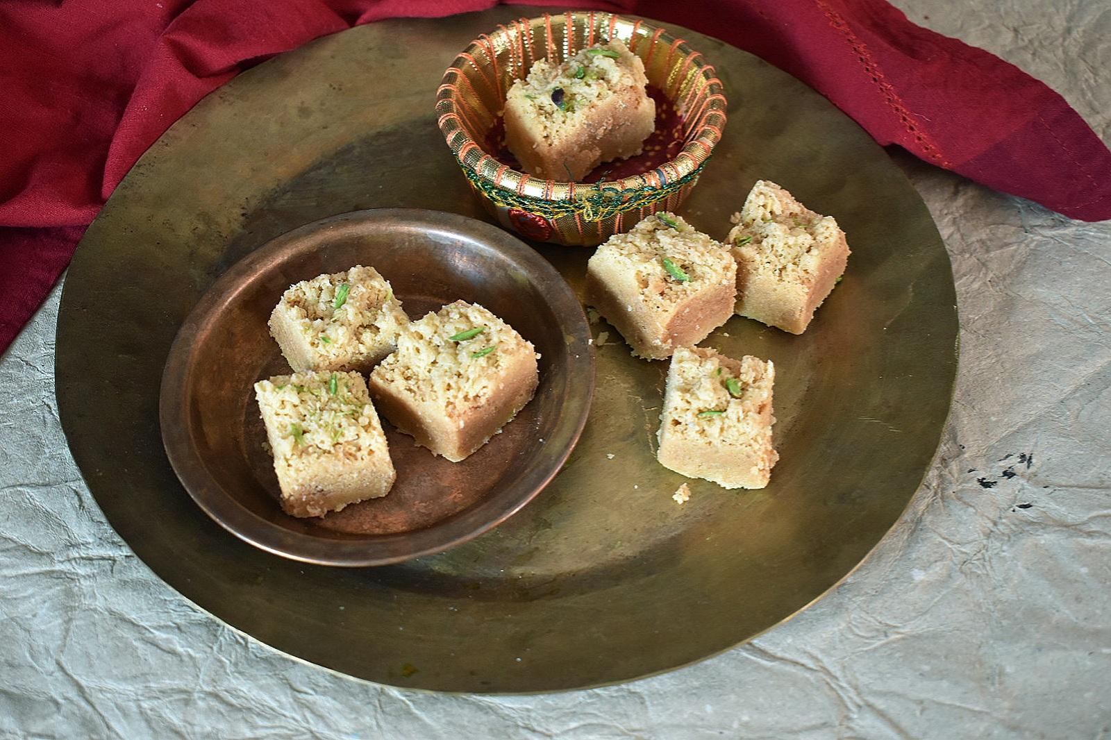 recipe for mysore pak
