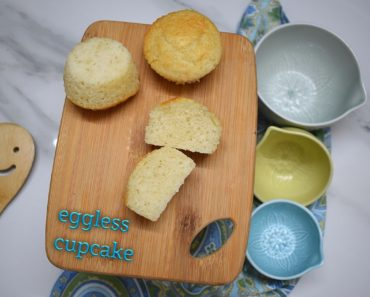 eggless cupcake recipe