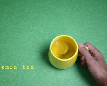 lemon tea recipe