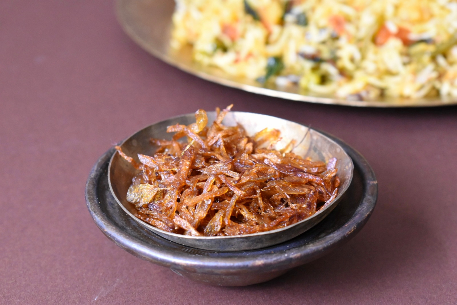 how to make fried onions