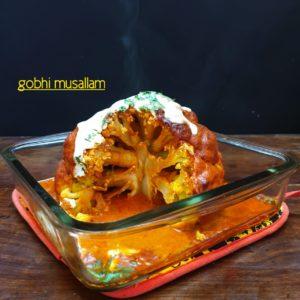 gobhi musallam recipe