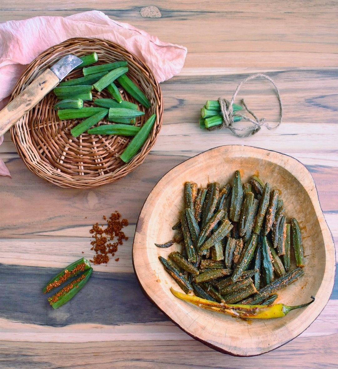 bharva bhindi recipe