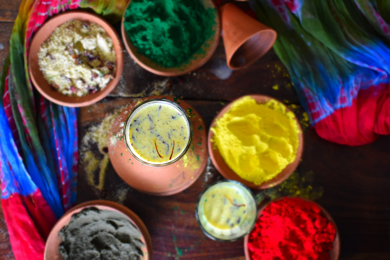 how to make bhang