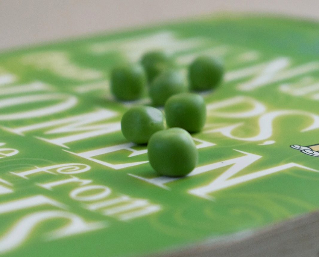 benefits of peas