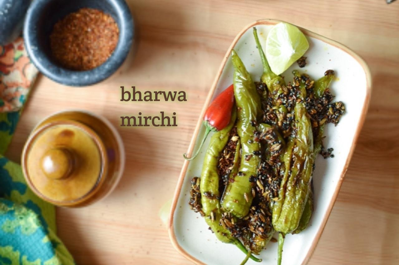 bharwa mirchi