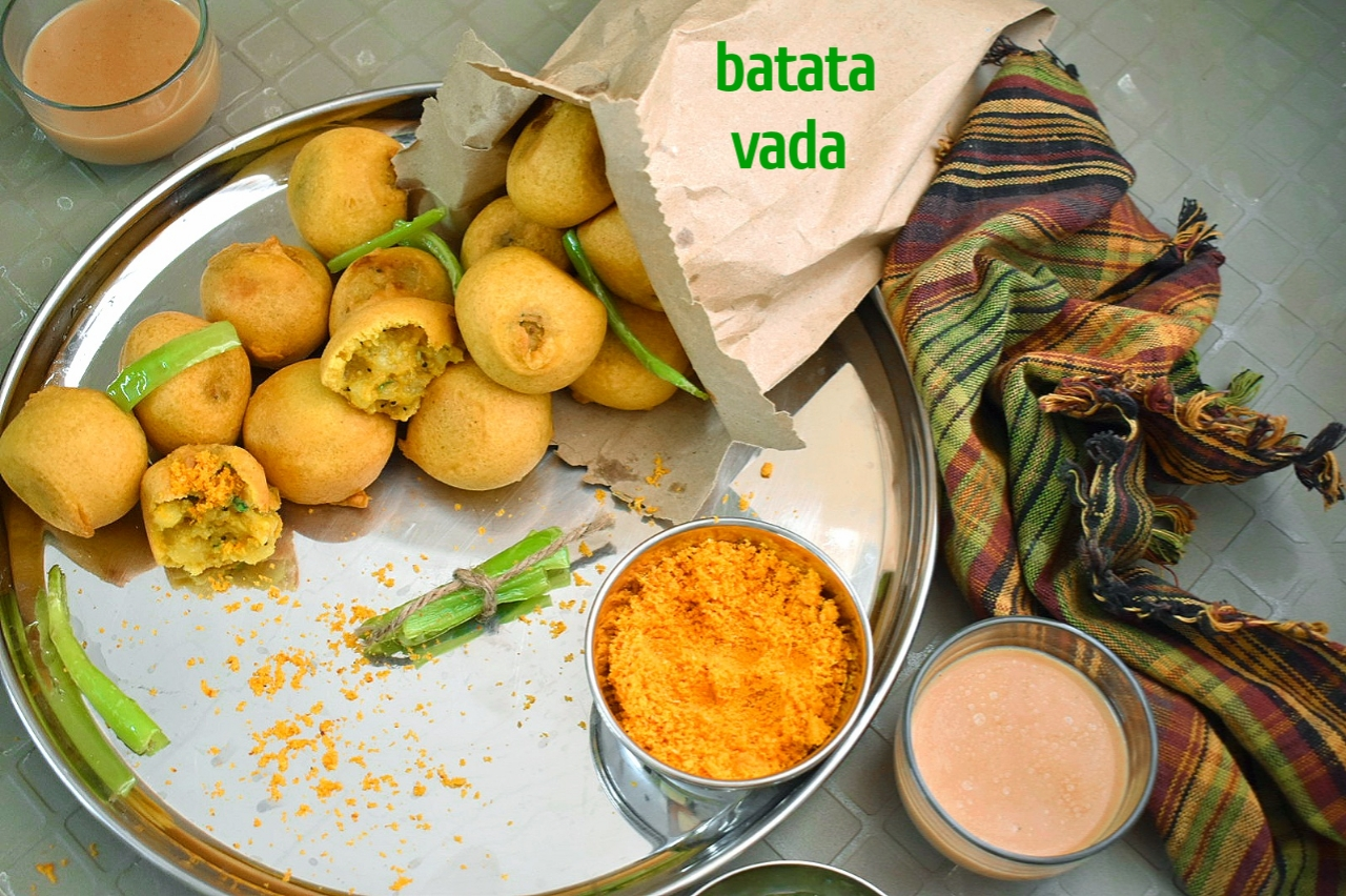 Batata Vada Recipe