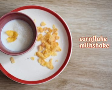 cornflake milkshake