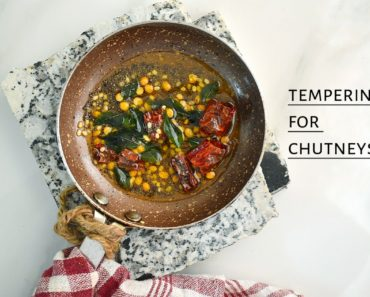 South Indian Chutney