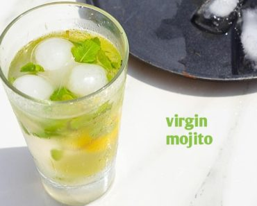 virgin mojito recipe