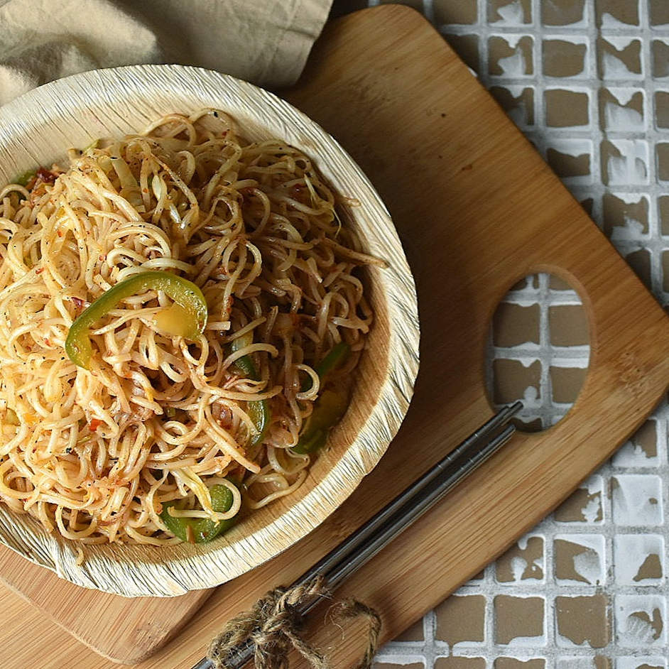 schezwan noodles