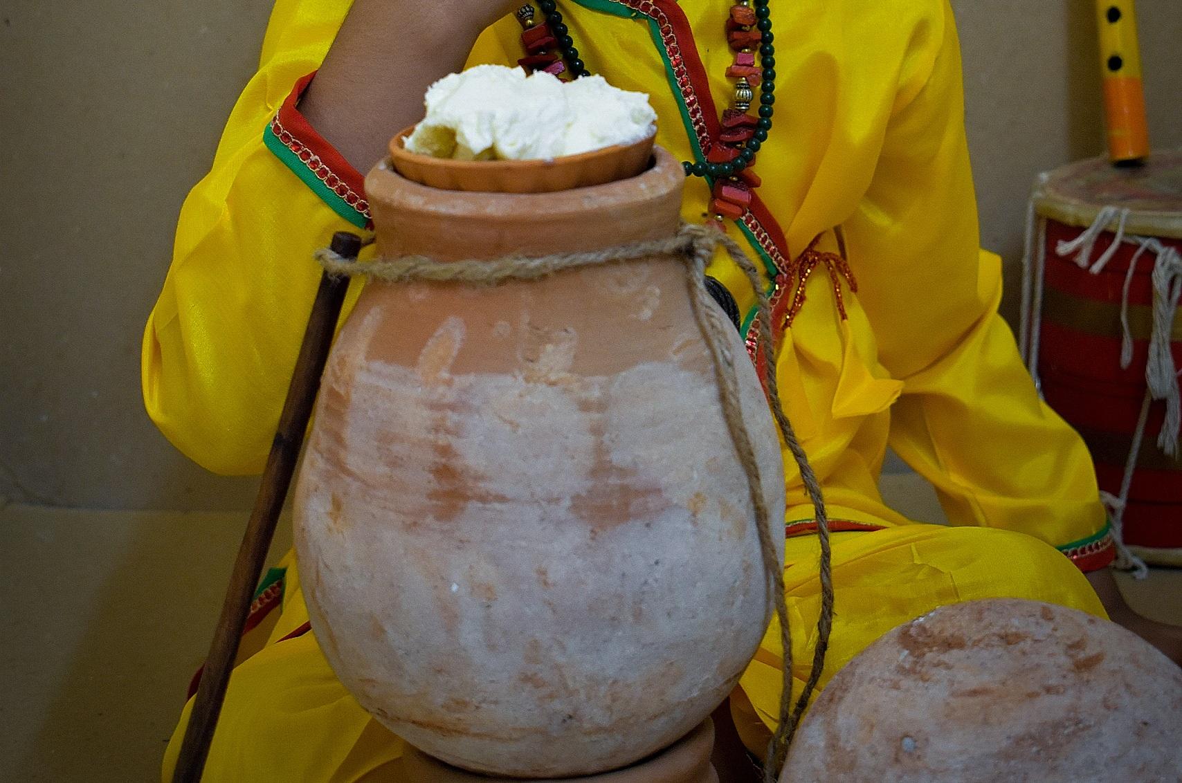 how to make makhan mishri